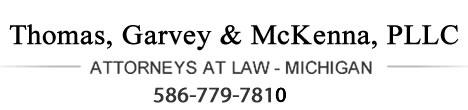 Thomas, Garvey & McKenna, PLLC Logo